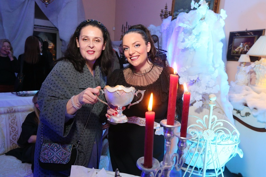 Легендарный украинский дизайнер устроила модную вечеринку: кто из звезд пришел